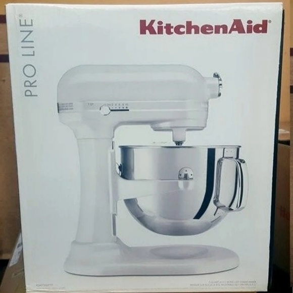 KitchenAid Other - KitchenAid 7QT Pro Stand Mixer FROSTED PEARL